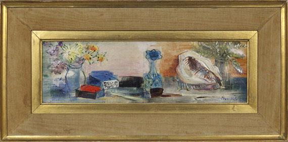 Jean Dufy - Nature morte au coquillage - Rahmenbild
