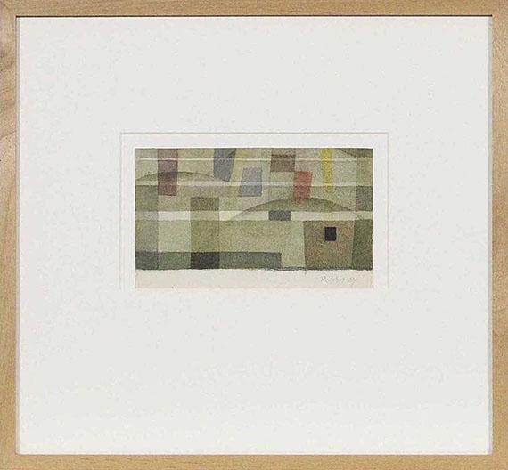 Rudolf Jahns - Komposition in Moll - Frame image