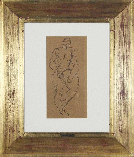 Fernand Léger - Nu - Frame image