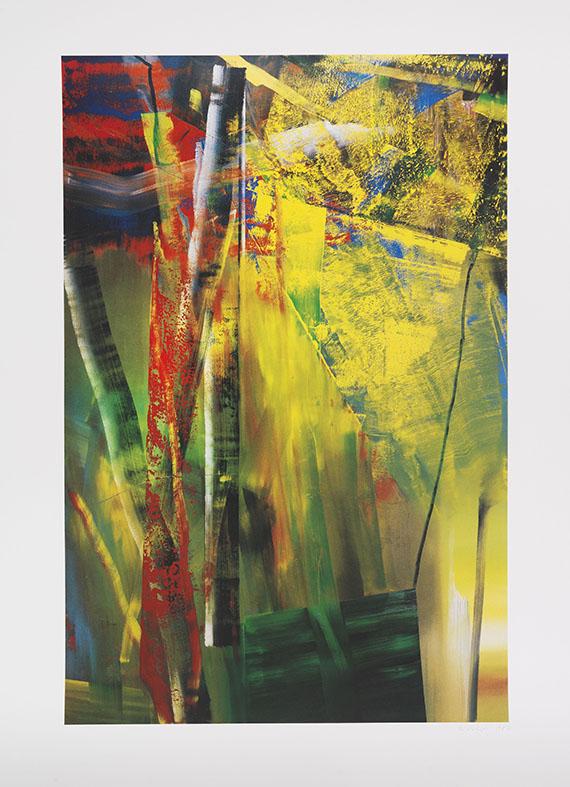 Gerhard Richter - Victoria I/ Victoria II - Weitere Abbildung