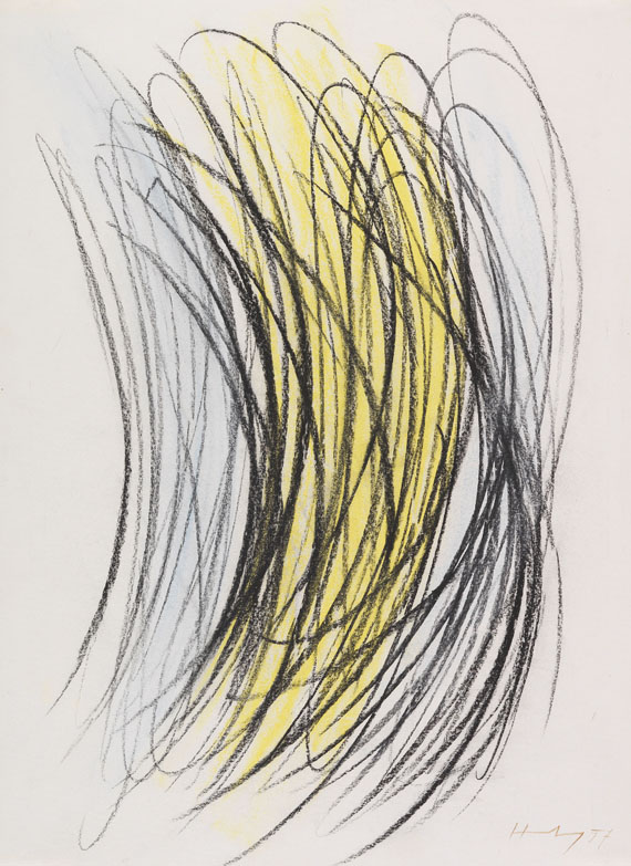 Hans Hartung - Komposition