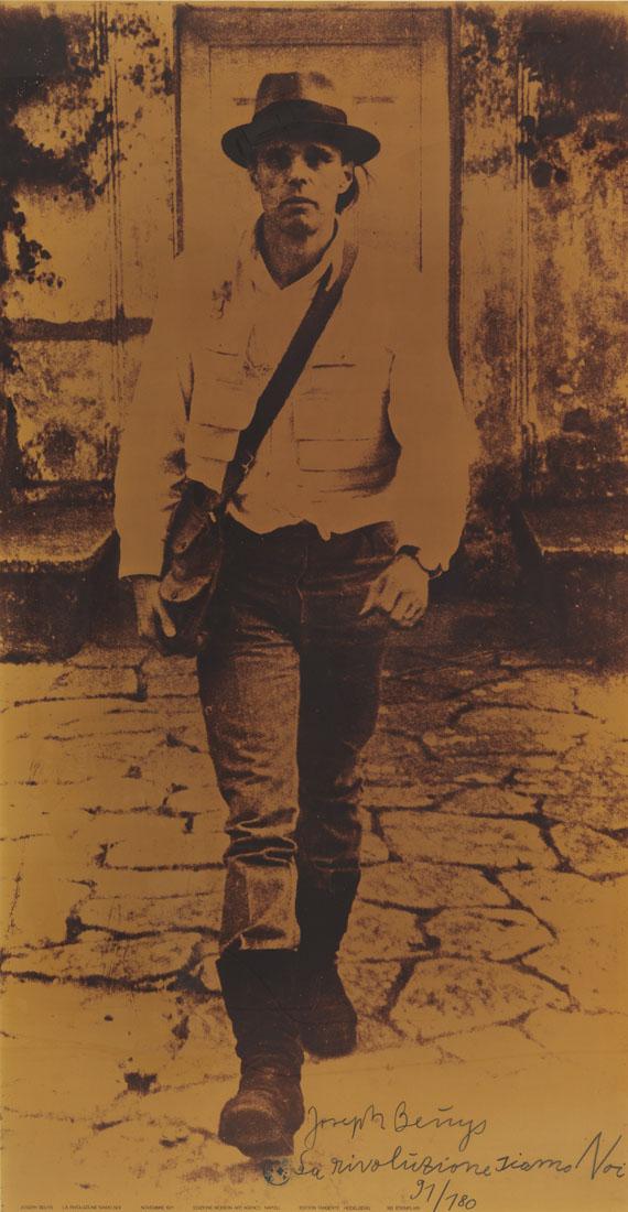 Joseph Beuys - La Rivoluzione siamo noi