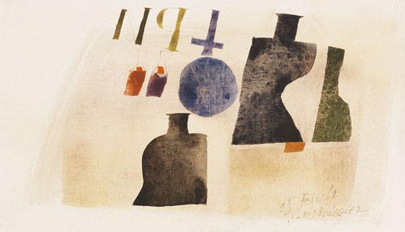 Julius Bissier - 15. Febr. 61