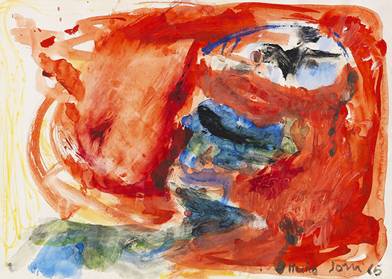 Asger Jorn - Mexico