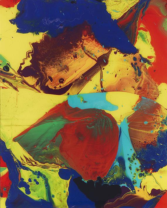Gerhard Richter - Ifrit. Aladin. Bagdad I. Bagdad II - Weitere Abbildung