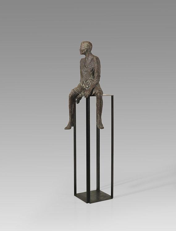 Hanneke Beaumont - Ohne Titel (Bronze No. 6) -