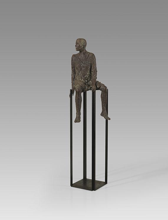 Hanneke Beaumont - Ohne Titel (Bronze No. 6)