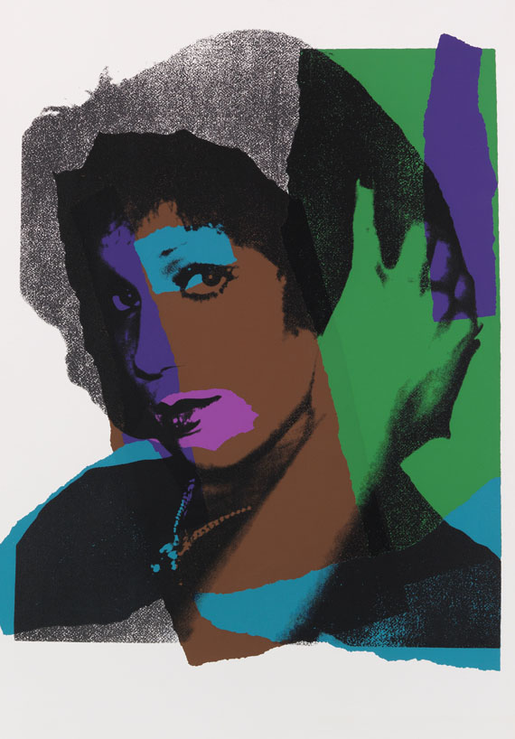 Andy Warhol - Ladies and Gentlemen