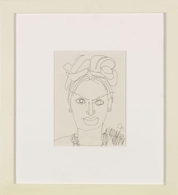 Alexander Calder - Ohne Titel - Rahmenbild