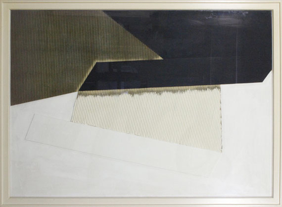 Ulrich Erben - Ashqelon II - Rahmenbild