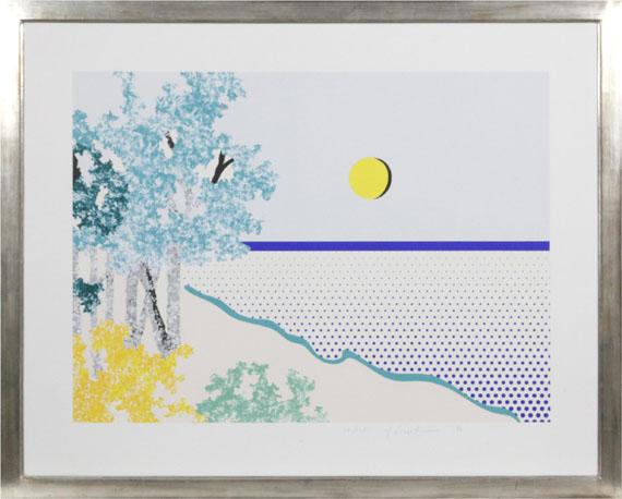 Roy Lichtenstein - Titled - Rahmenbild