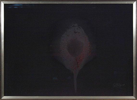 Otto Piene - Ohne Titel - Rahmenbild