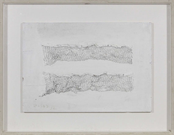 Herbert Zangs - Ohne Titel - Rahmenbild