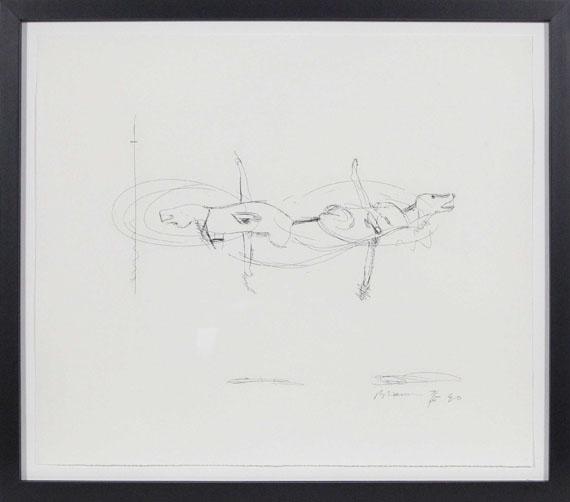 Bruce Nauman - Untitled - Rahmenbild