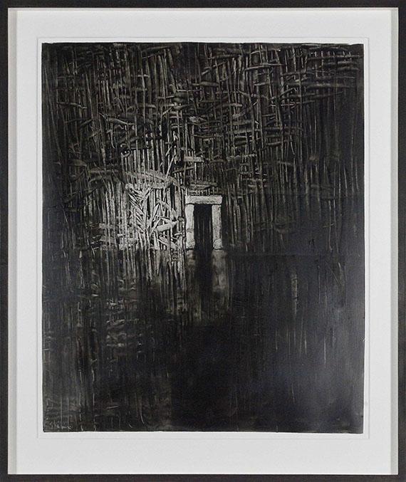 Adrian Ghenie - Ohne Titel - Rahmenbild