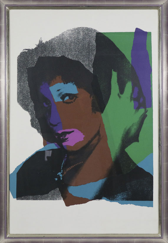 Andy Warhol - Ladies and Gentlemen - Rahmenbild