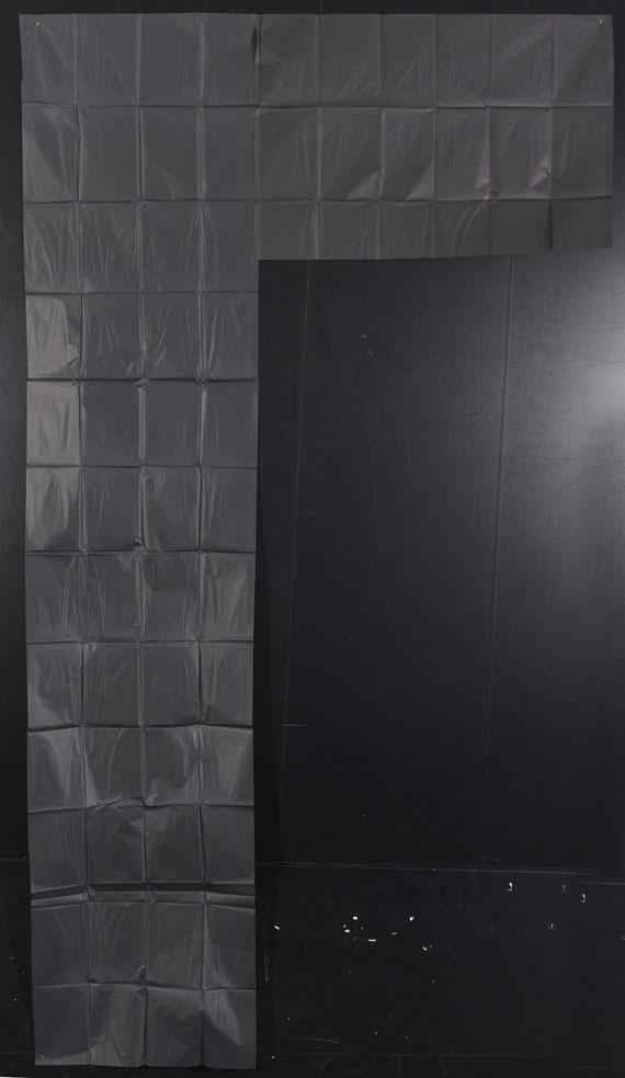 James Lee Byars - The 5 Continent Documenta 7 - Rückseite