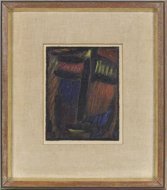 Alexej von Jawlensky - Meditation - Rahmenbild