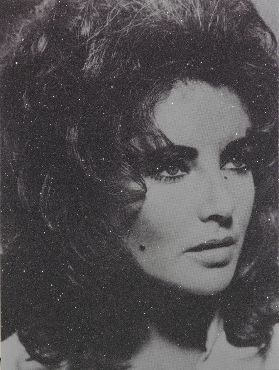 Russell Young - Elizabeth Taylor