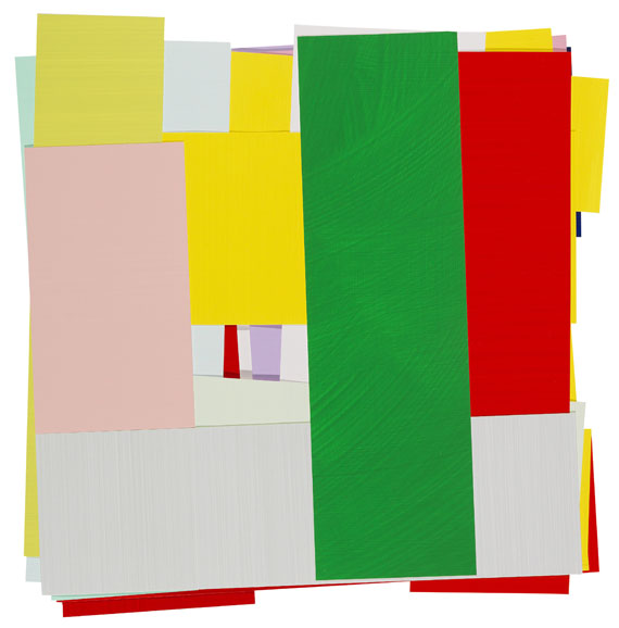 Imi Knoebel - 17 Farben, 20 Stäbe