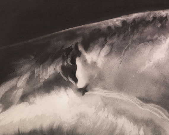 Robert Longo - Untitled (Shark 15) -