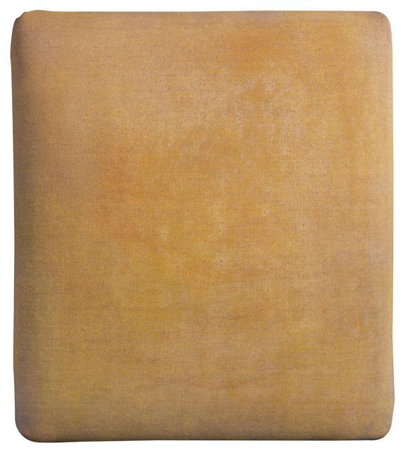 Gotthard Graubner - Farbraumkörper, gelb/orange