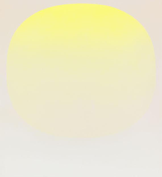 Rupprecht Geiger - 547/69 (Gelber Kreis)