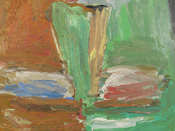 Georg Baselitz - Das Abgarbild - Weitere Abbildung
