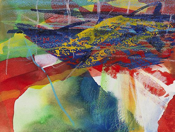 Gerhard Richter - Gebirge