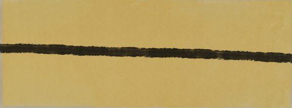 Piero Manzoni - Linea (frammento)