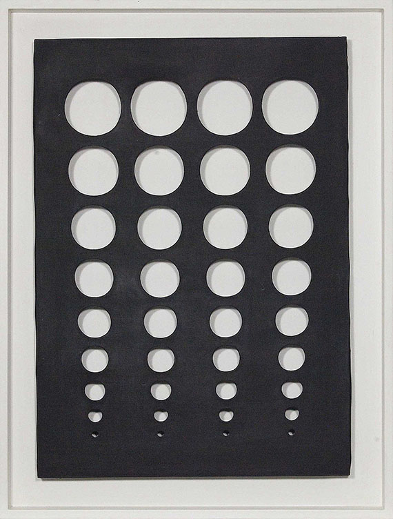 (d. i. Edoarda Maino) Dadamaino - Volume Negativo - Rahmenbild