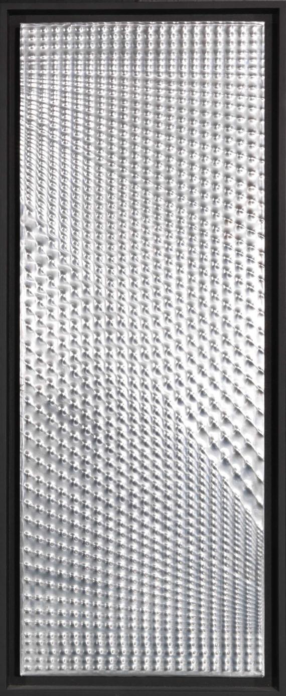 Heinz Mack - Lichtrelief - Rahmenbild