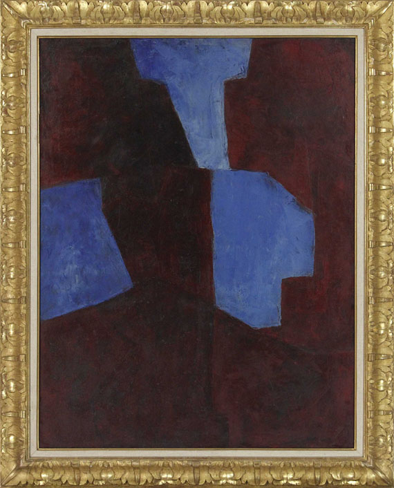 Serge Poliakoff - Composition - Frame image