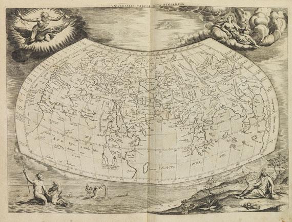 Claudius Ptolemäus - Tabulae geographicae Orbis Terrarum