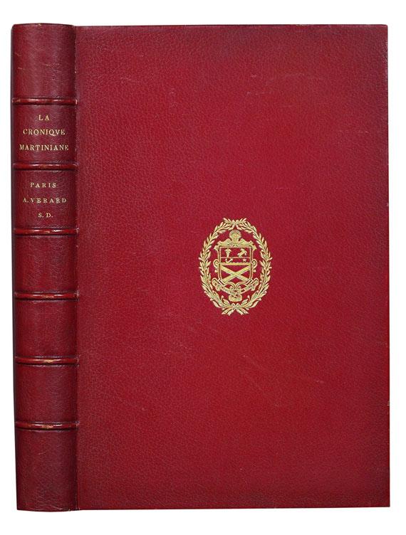 Martinus Polonus - La Cronique Martiniane - Weitere Abbildung