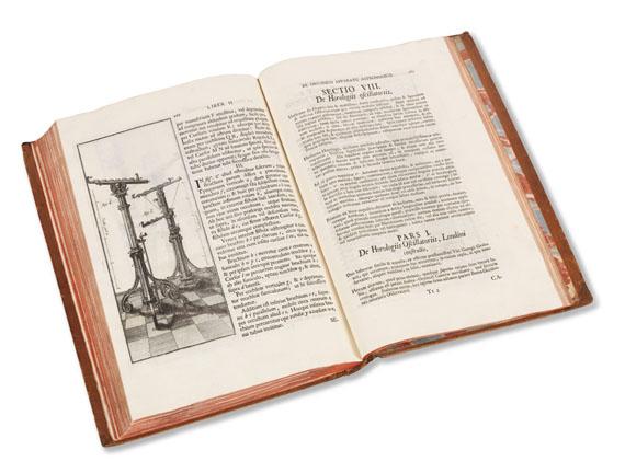 Johann Jakob Marinoni - De astronomica specula -