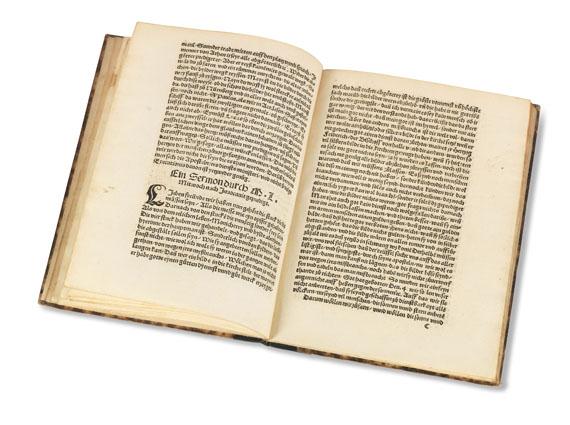 Martin Luther - Acht Sermon - Weitere Abbildung