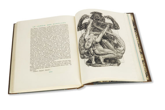 Raphael Freida - Le jardin des supplices -