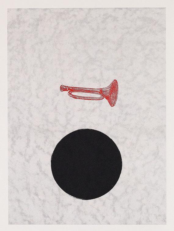 Max Ernst - Ribemont-Dessaignes: Die Ballade vom Soldaten