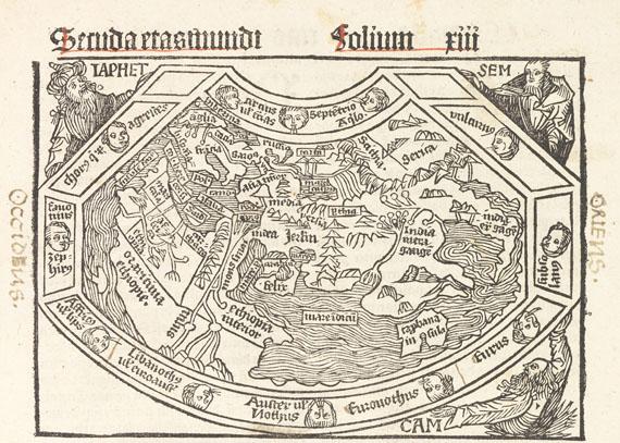 Hartmann Schedel - Liber chronicarum - Weitere Abbildung