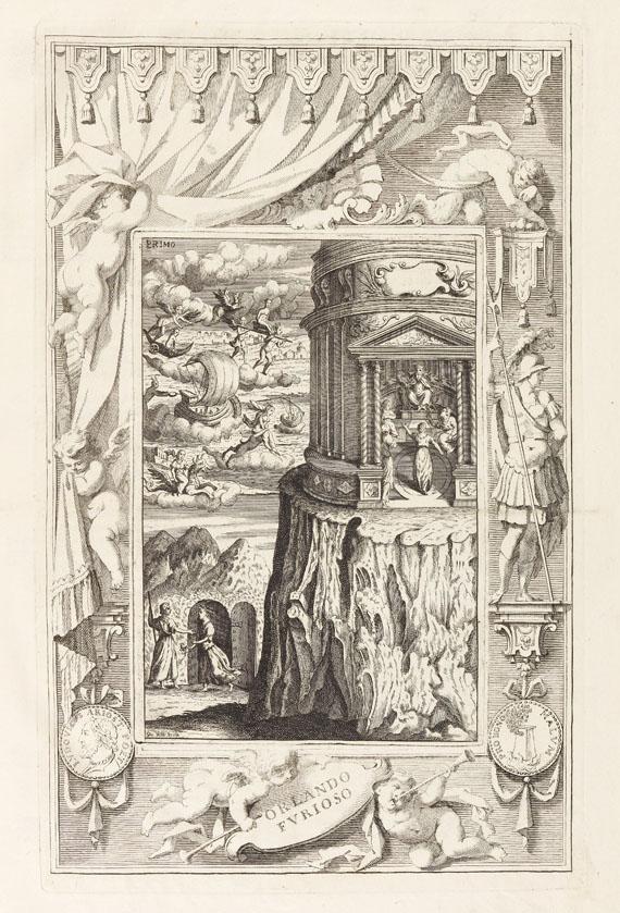 Ariost - Opere