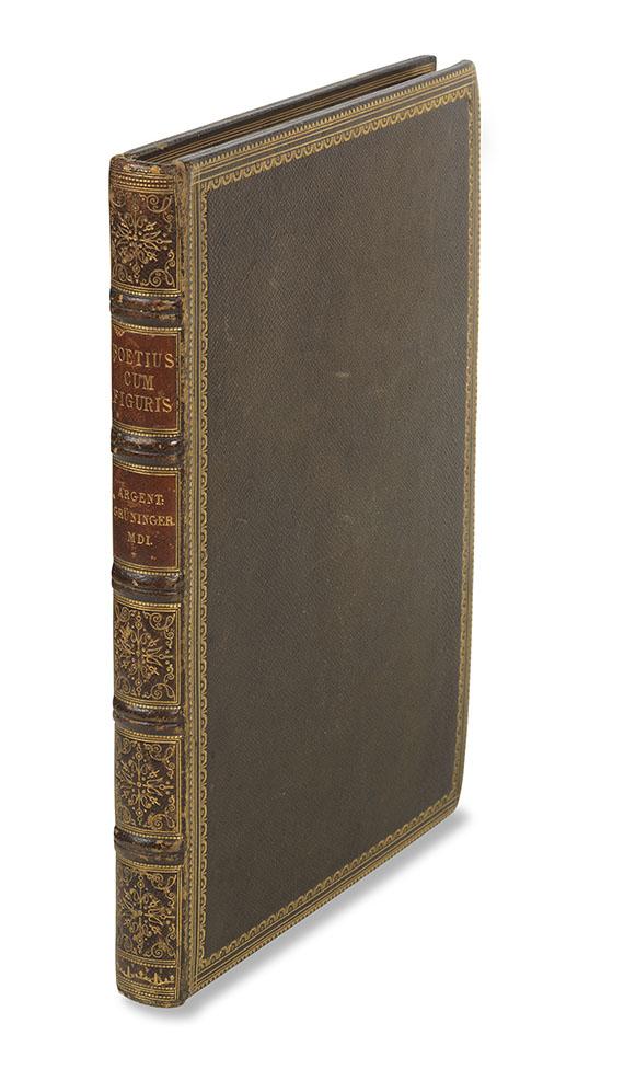 Anicius Manlius S. Boethius - De philosophico consolatu - Weitere Abbildung