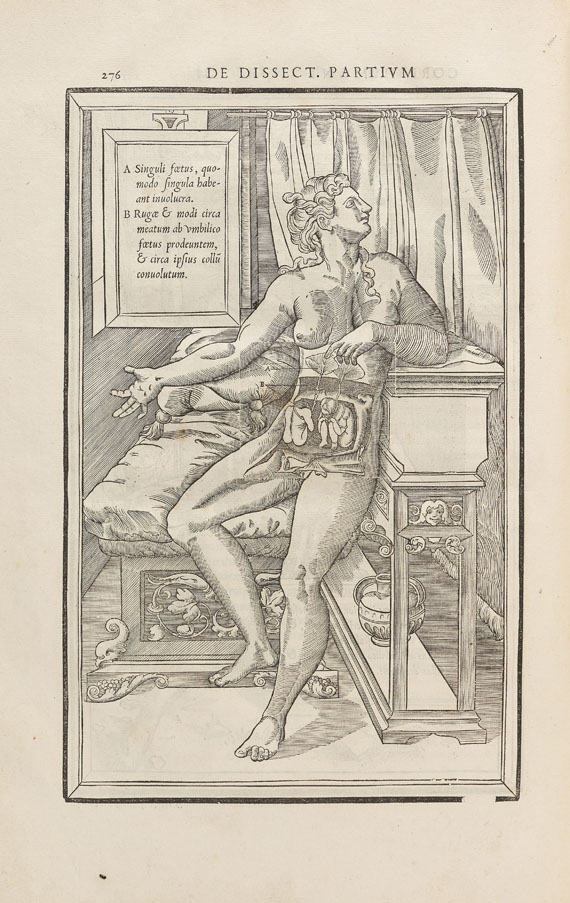 Charles Estienne - De Dissectione partium corporis humani