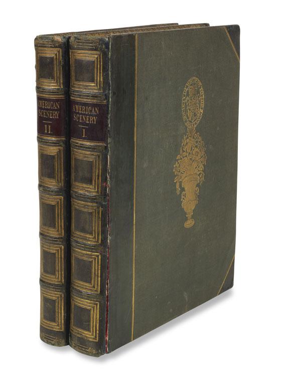 Nathaniel Parker Willis - American Scenery, 2 Bände - Weitere Abbildung