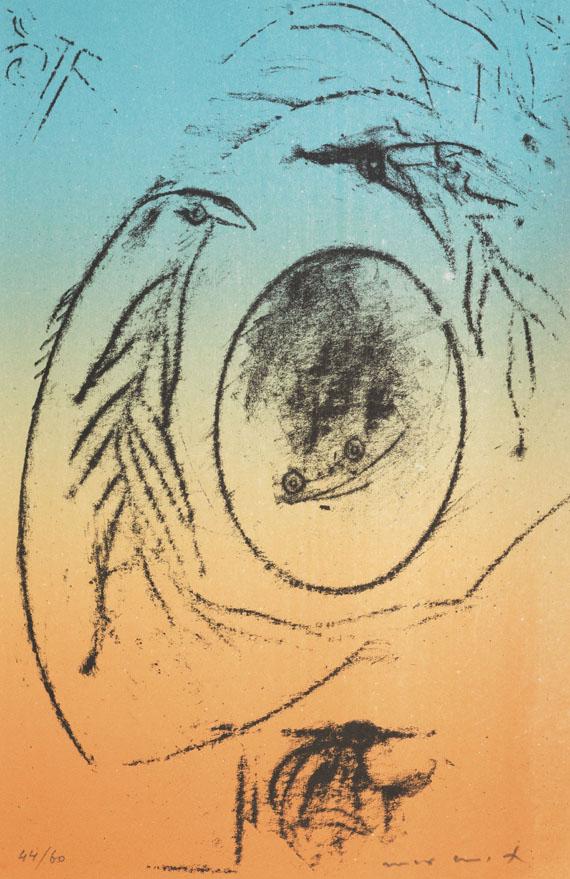 Max Ernst - Paramythes