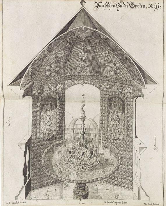 Joseph Furttenbach - Architectura privata - Weitere Abbildung