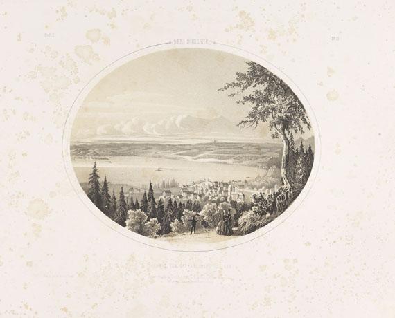 Julius Greth - Album vom Bodensee