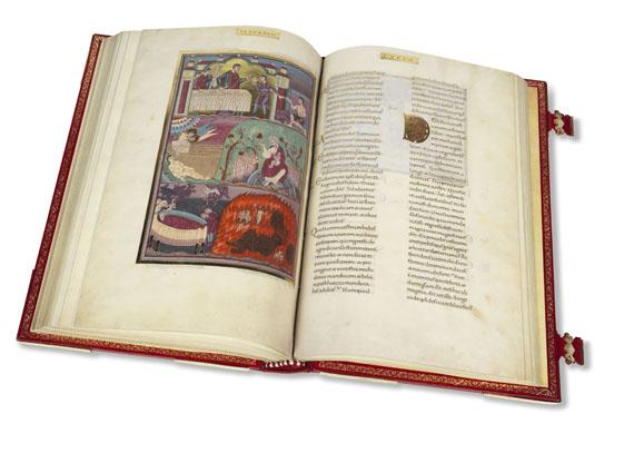 Evangeliar Heinrichs III. - Evangeliar Heinrichs III. Faksimile-Ausgabe