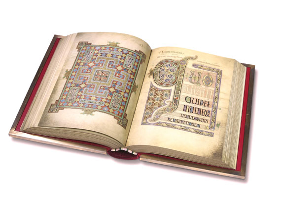 Buch von Lindisfarne, Das - Das Buch von Lindisfarne. Faksimile-Ausgabe