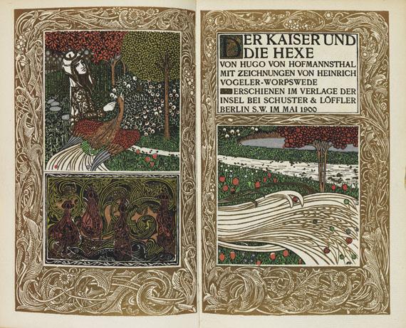 Hugo von Hofmannsthal - Der Kaiser und die Hexe